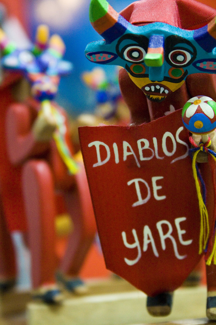 Diablos Danzantes De Yare Ya Son Patrimonio De La Humanidad