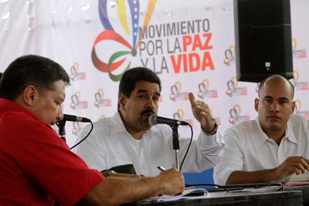 La acusación de Maduro contra CNN se produjo mientras criticaba en general a medios de prensa de todo el mundo, de los que no precisó su nombre salvo esa televisora.