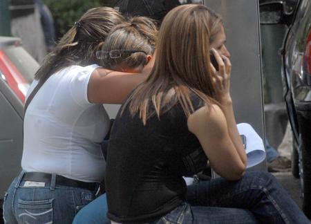 Madre e hija fueron asesinadas durante enfrentamiento entre guardias y