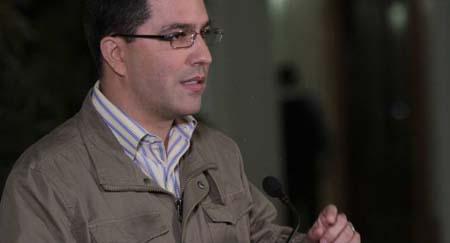"""Jorge Arreaza: """"Esta es la séptima convención colectiva que se suscribe en 14 años en beneficio de los educadores"""". CORTESIA / AVN"""