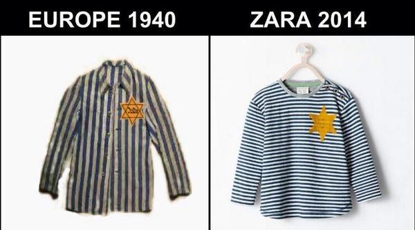camiseta estrella amarilla judio
