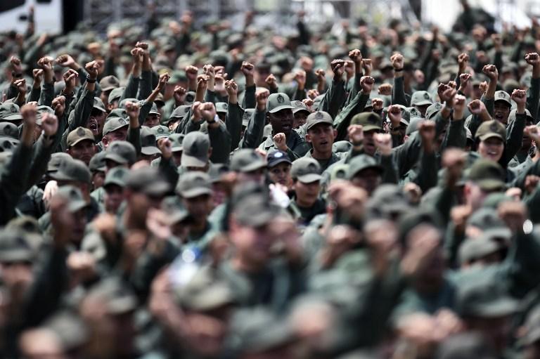 VENEZUELA-US-MILITARY